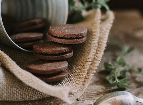 frolla cioccolato e menta