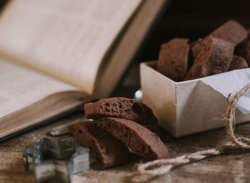 frolla pere e cioccolato