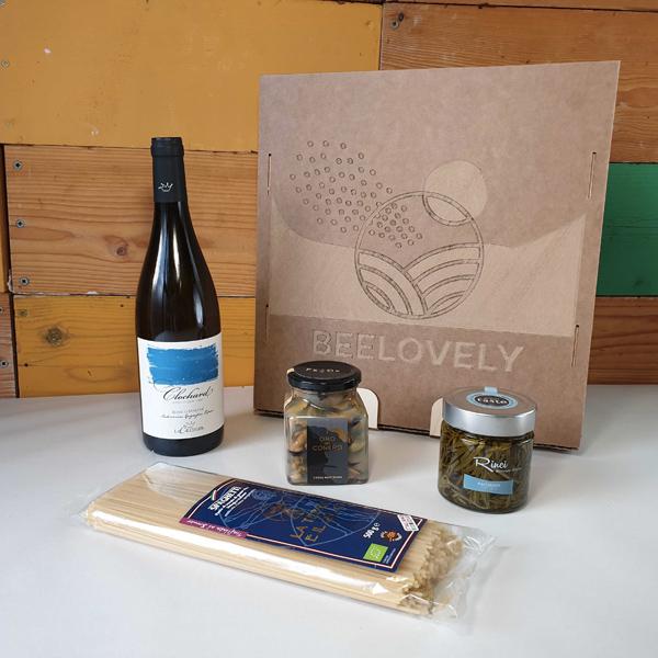 food box italia per pranzo